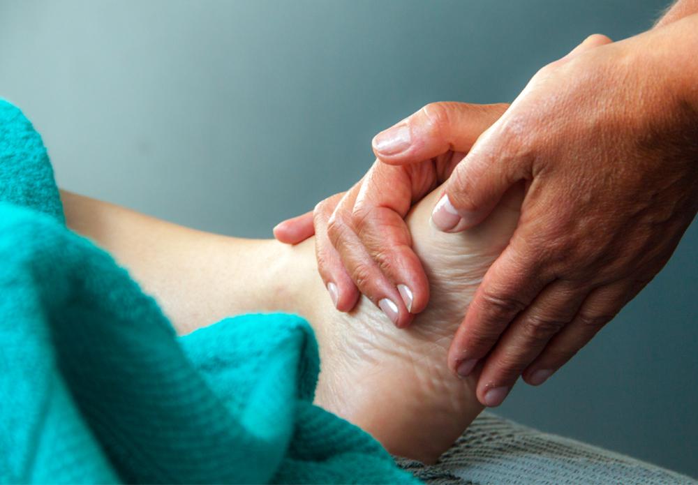 Praktijk Vitaal - Tactiel massage